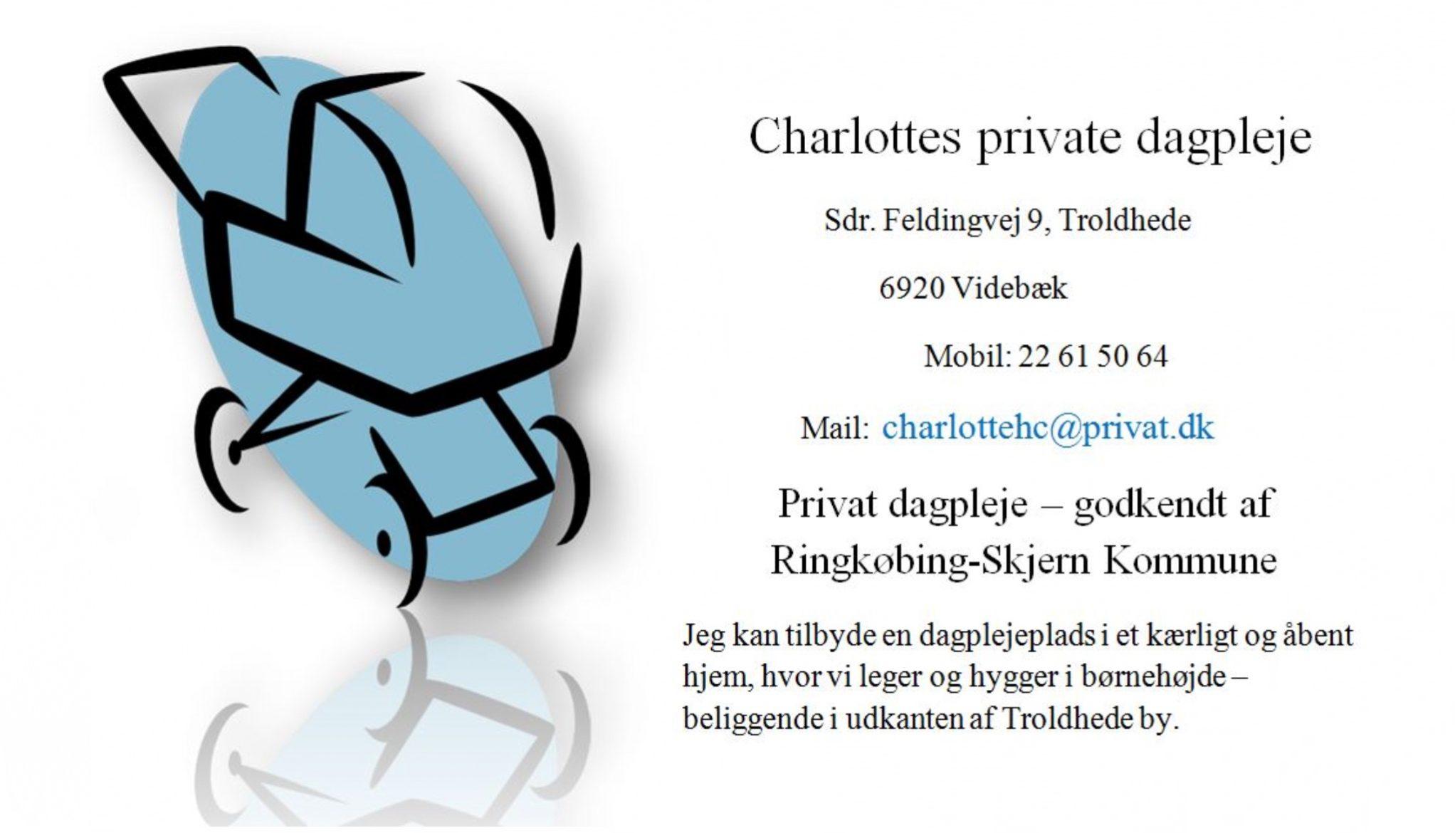 Charlottes Dagpleje - 1 ansat