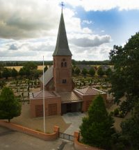 Gudstjeneste i Troldhede Kirke @ Troldhede Kirke | Videbæk | Danmark