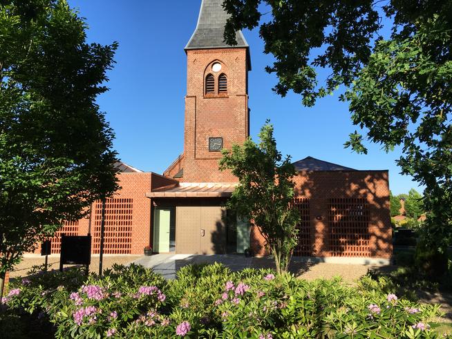 Gudstjeneste @ Troldhede kirke | Videbæk | Danmark
