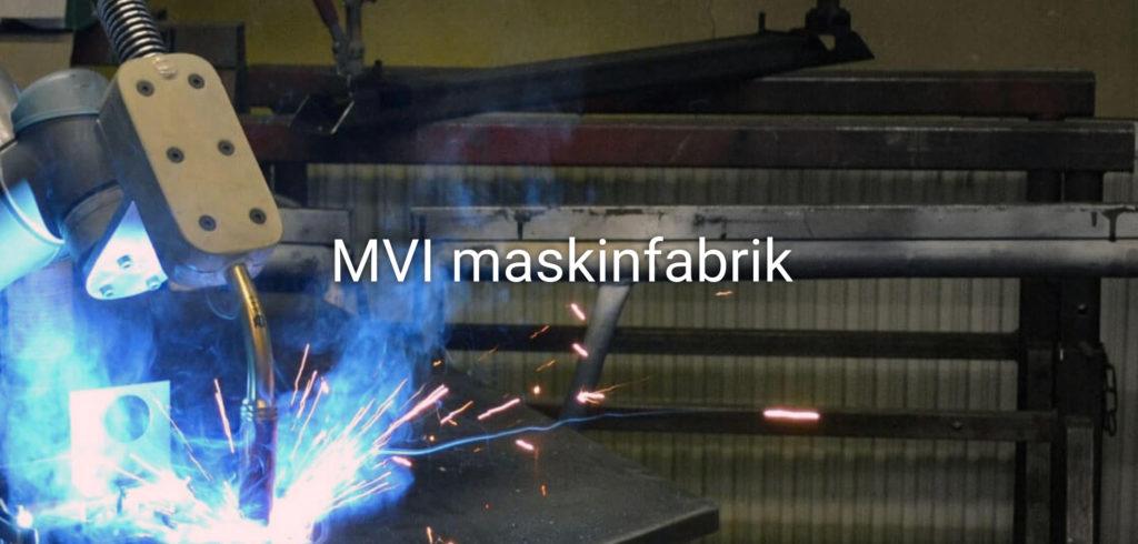MVI Maskinfabrik - 1 ansat