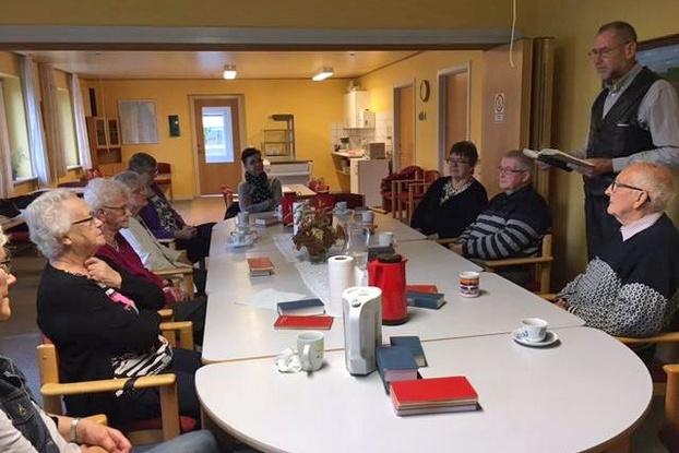 Seniorklubben i Troldhede