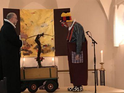 Spagettigudstjeneste i Troldhede Kirke @ Videbæk | Danmark