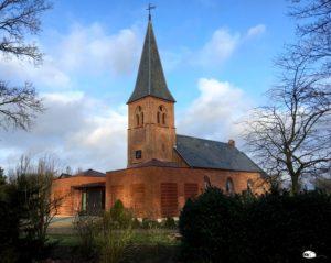 Gudstjeneste i Troldhede Kirke @ Videbæk | Danmark