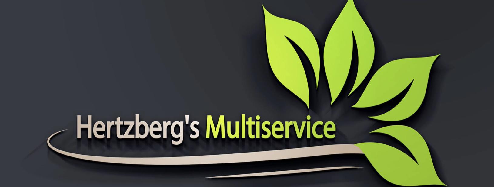 Hertzbergs Multiservice - 1 ansat