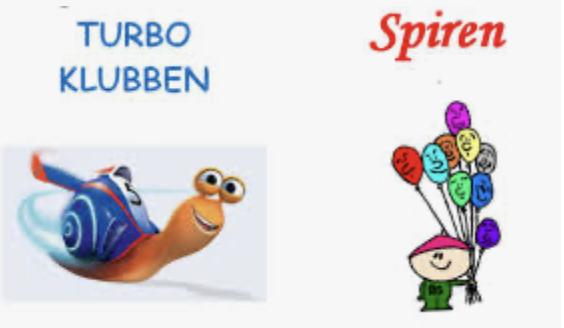 Turbo og Spiren