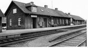 Bevar Troldhede Station
